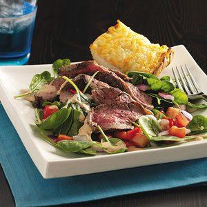 Southwestern Steak Salads