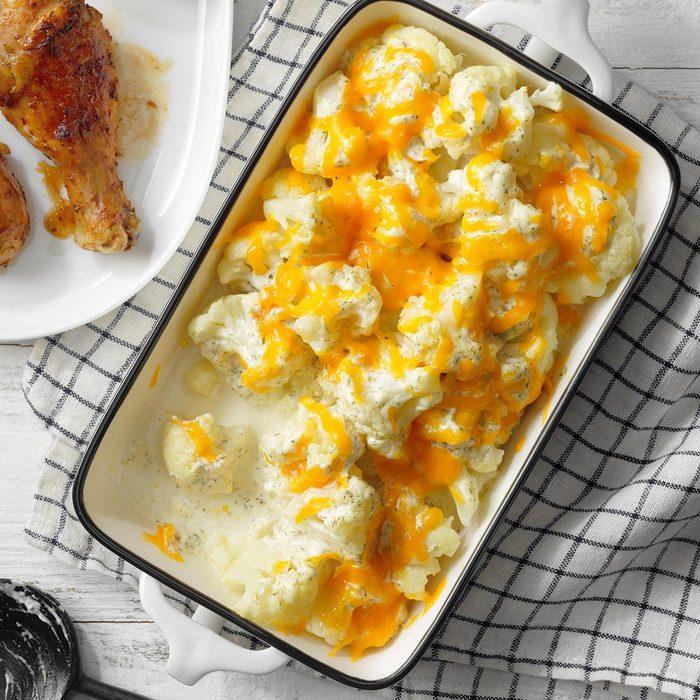 Special Cauliflower Side Dish