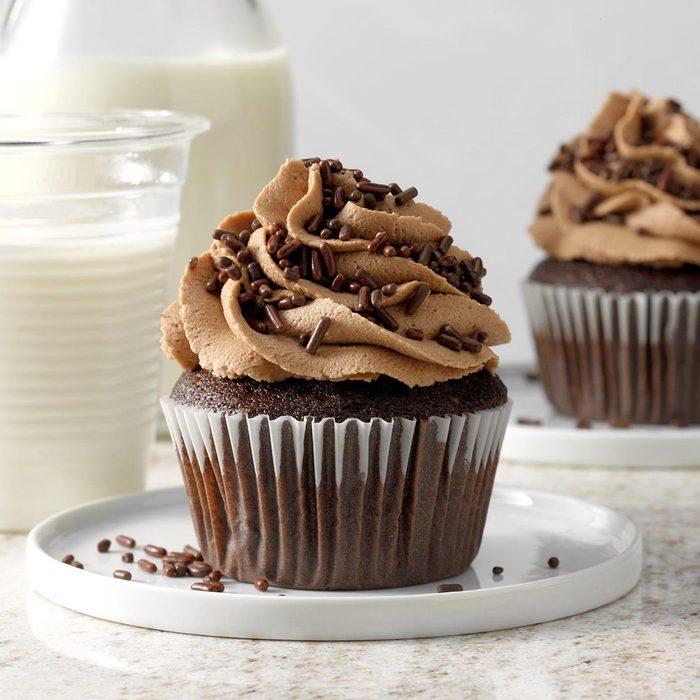 Special Mocha Cupcakes