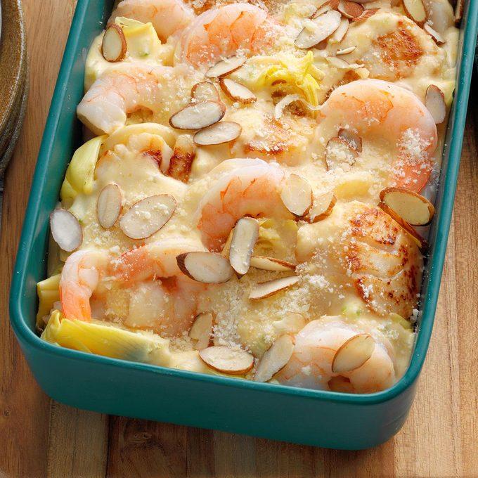 Special Seafood Casserole