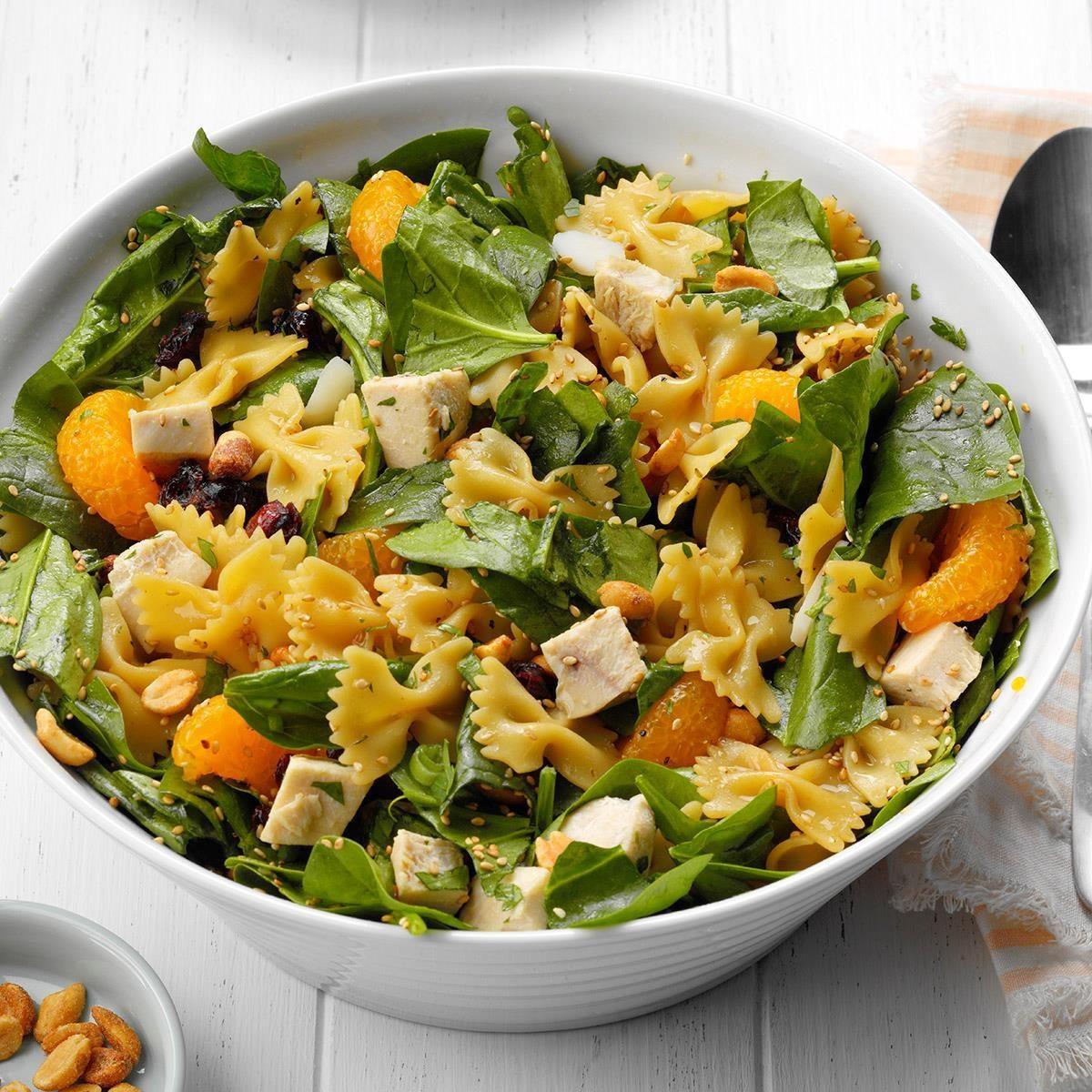 Utah: Special Sesame Chicken Salad