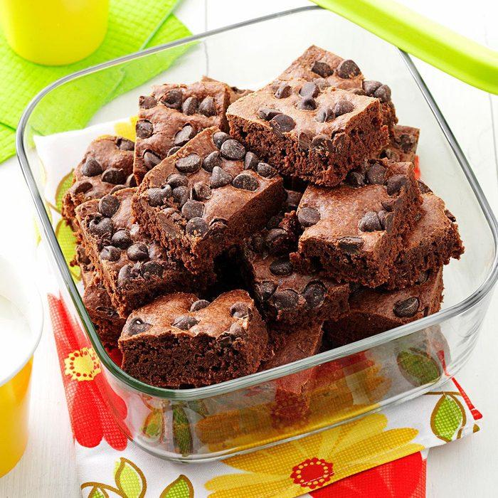 Speedy Brownies