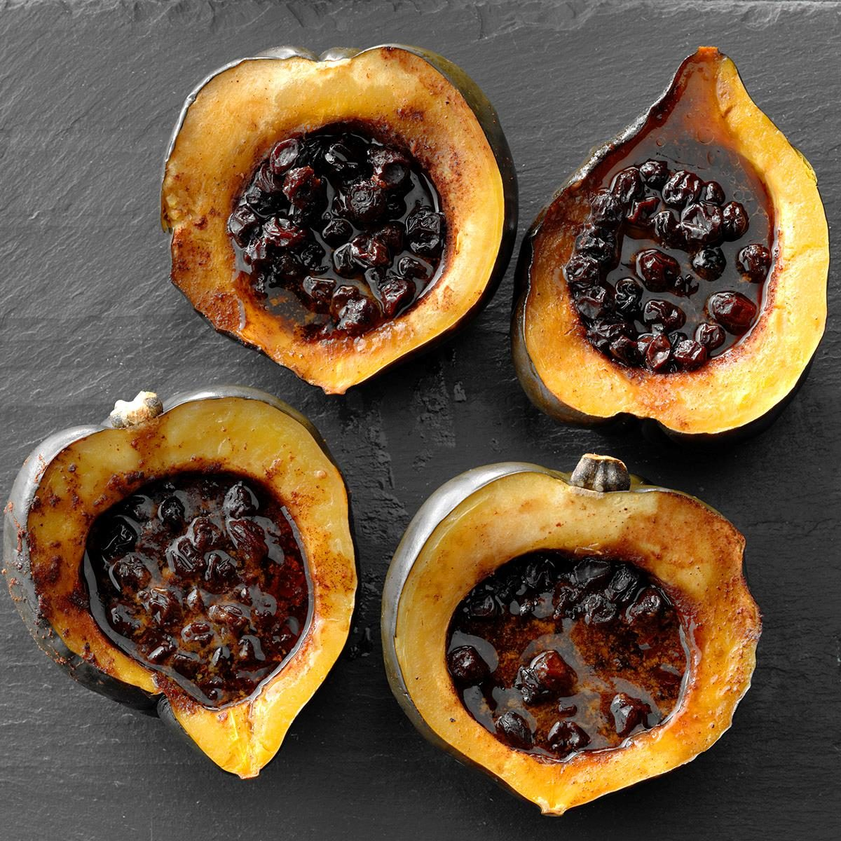 Day 31: Spiced Acorn Squash