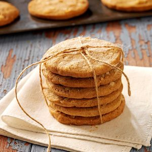 Spiced Almond Cookies