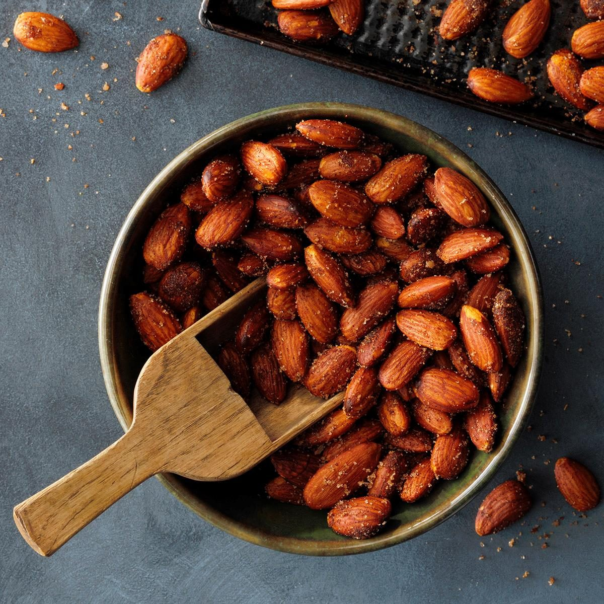 Spicy Almonds