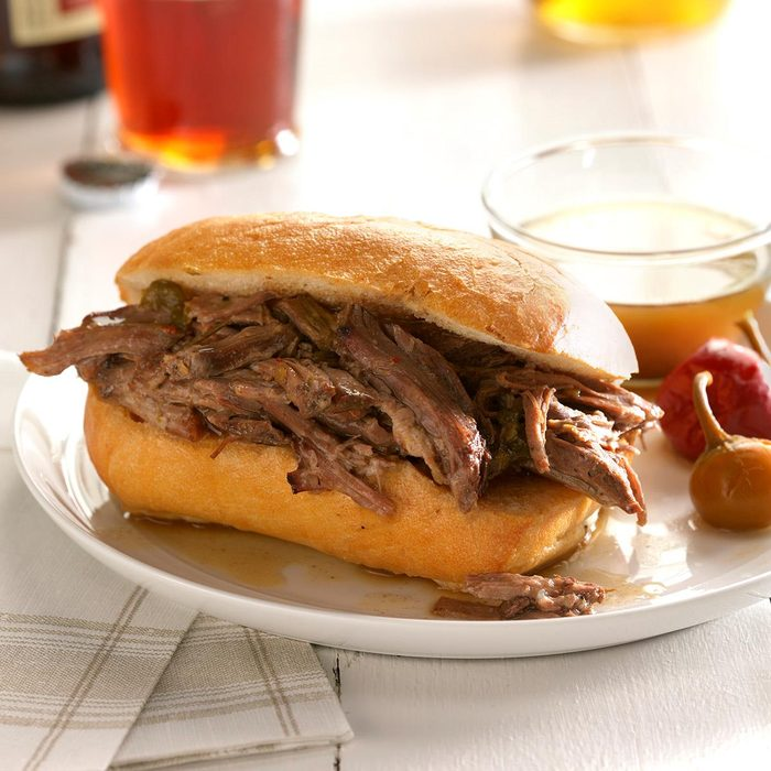 Spicy French Dip
