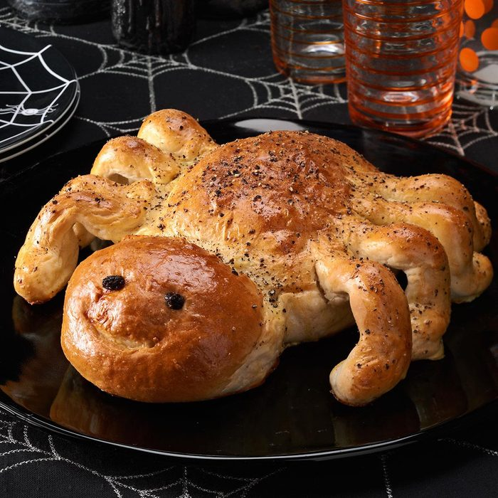 Spider Bread