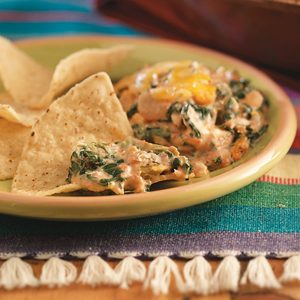 Spinach Cheese Dip