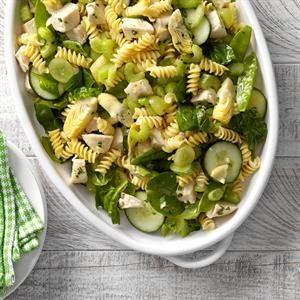 Spinach Chicken Salad