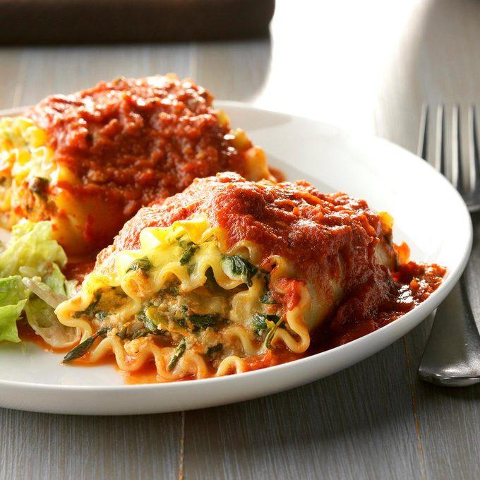 Spinach Lasagna Roll Ups Exps H13x9bz 21349 D06 23 2b 6