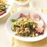 Spinach Orzo Salad
