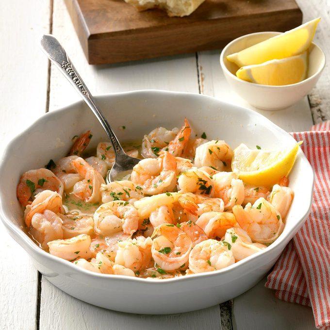 Split-Second Shrimp