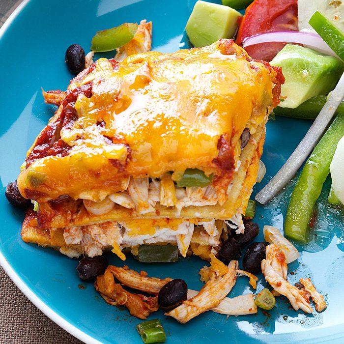 Stacked Enchilada