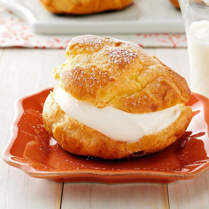 #27: Cream Puffs