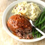 Stovetop Meat Loaves