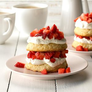 Strawberry Biscuit Shortcake