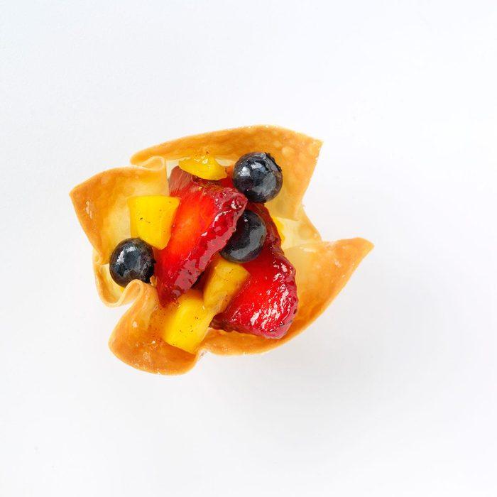 Summer Breeze Fruit Tartlets
