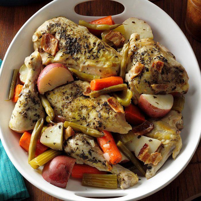 Sunday Chicken Supper