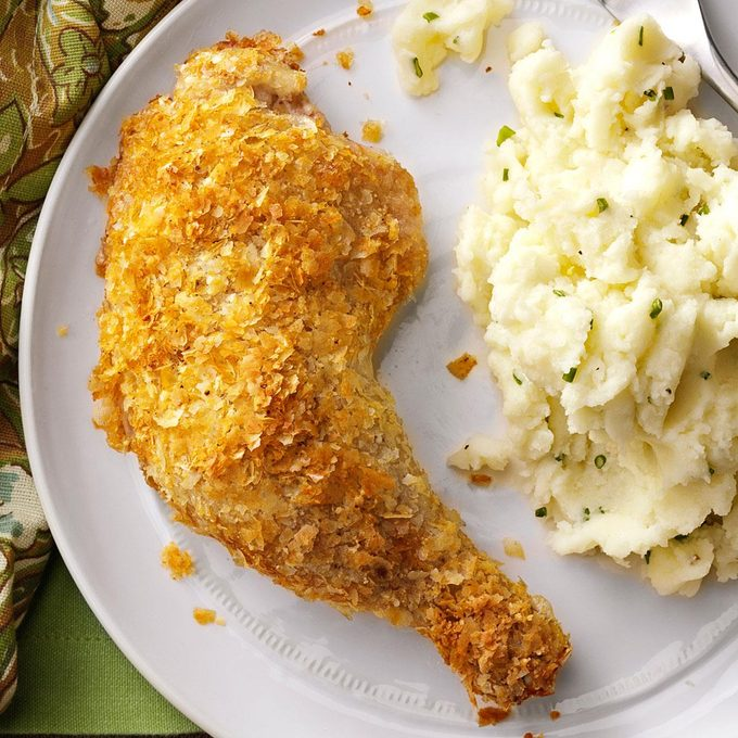 Super Crispy Baked Chicken Exps35474 Th2236620b05 31 3bc Rms 2