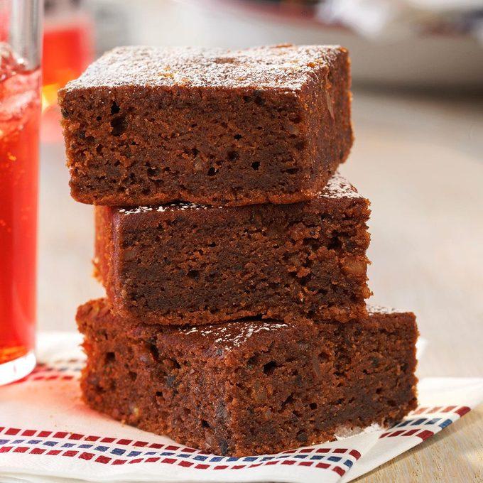 Super Spud Brownies