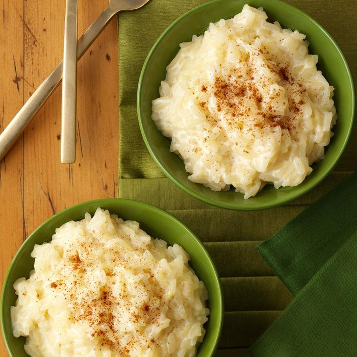 Swedish Christmas Rice Pudding