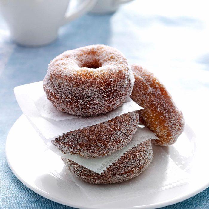 Swedish Doughnuts
