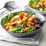 Sweet Potato & Chickpea Salad