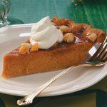Sweet Potato Praline Pie