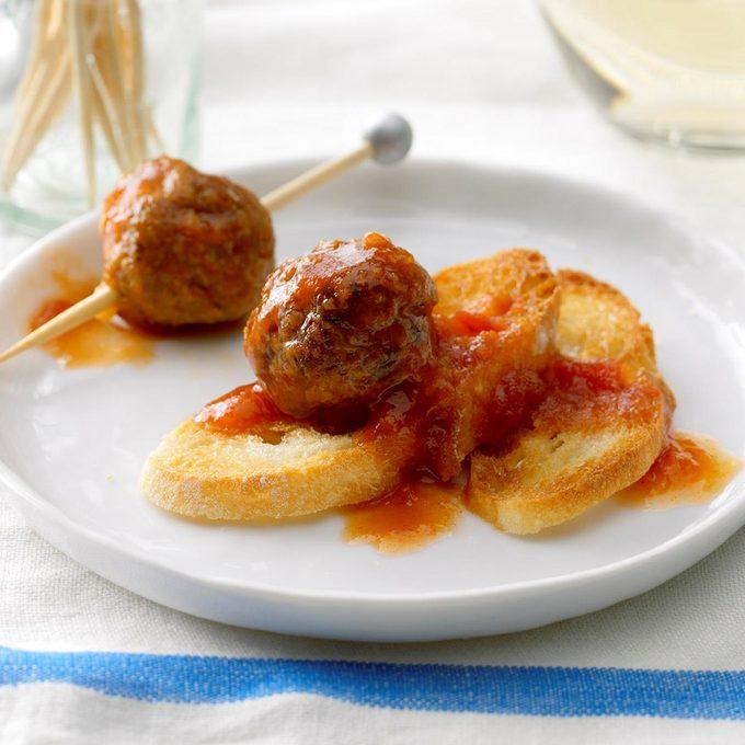 Sweet & Sour Turkey Meatballs