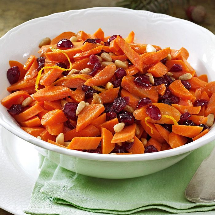 Sweet and Sour Carrots