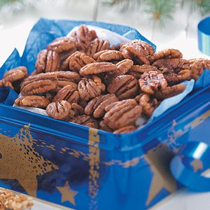 Sweet 'n' Spicy Pecans