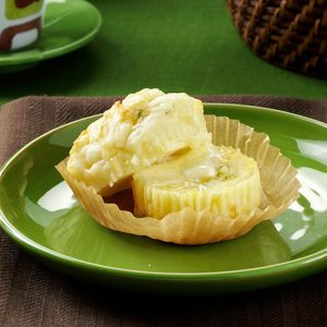 Swiss Cheese Muffins