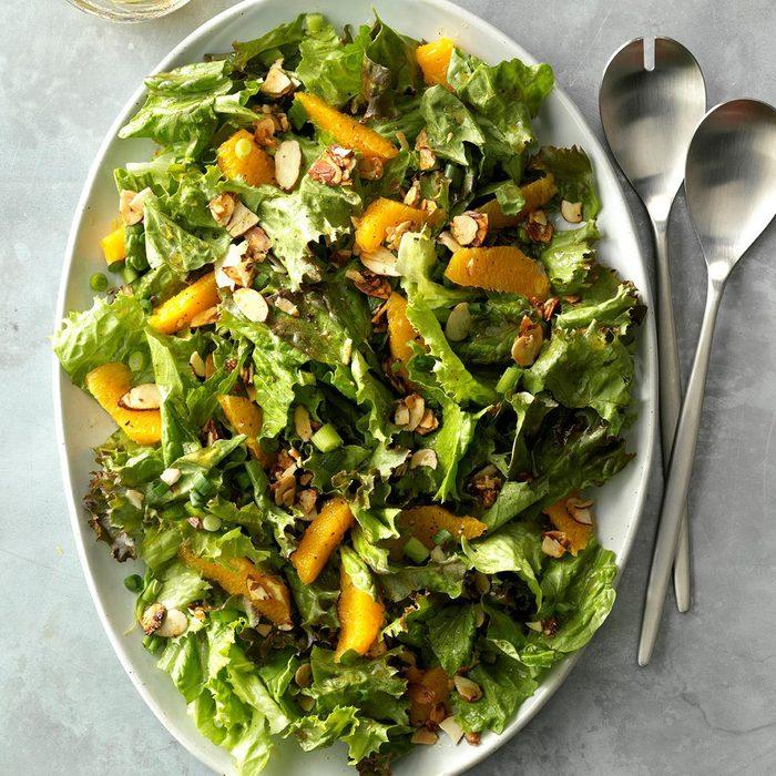 Tangerine Tossed Salad