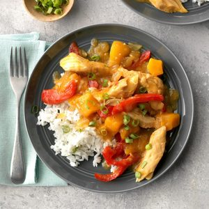 A 7-Day Meal Plan Using a Big Batch of Rice