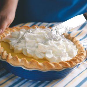 Tasty Lemon Meringue Pie