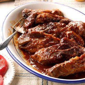 Tasty Pork Ribs