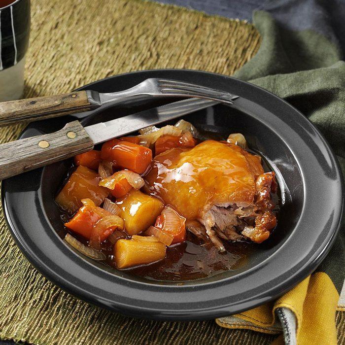 Tempting Teriyaki Chicken Stew