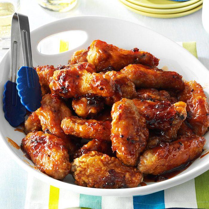 Tempura Chicken Wings