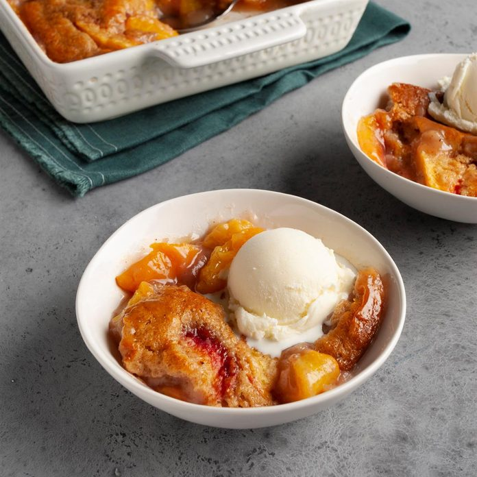 Tennessee Peach Pudding
