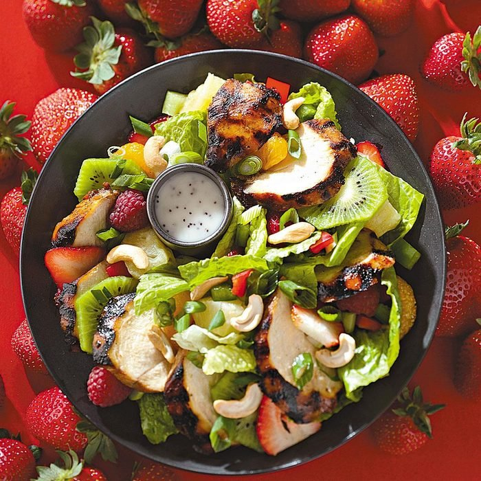 Teriyaki Chicken Salad With Poppy Seed Dressing Exps47580 Thhc1757657d35a Rms