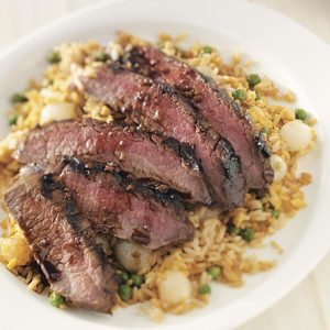 Teriyaki Steak