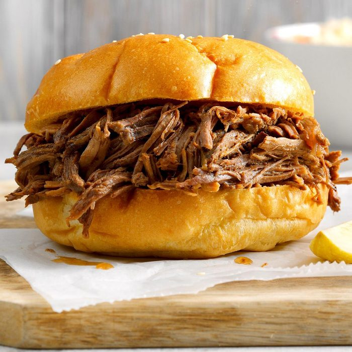 Texas Beef Barbecue