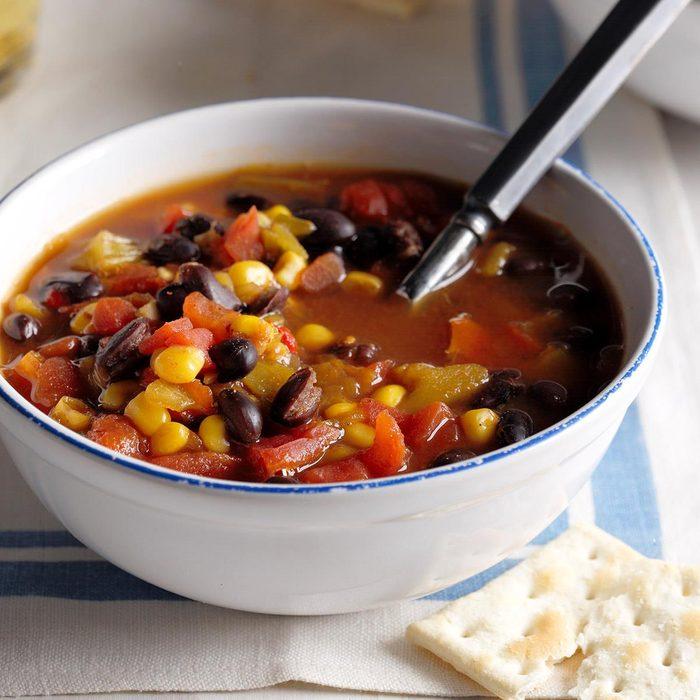 Texas Black Bean Soup