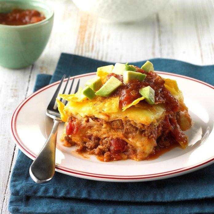 Day 26: Texas-Style Lasagna
