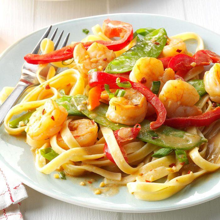 Thai Shrimp Stir-Fry