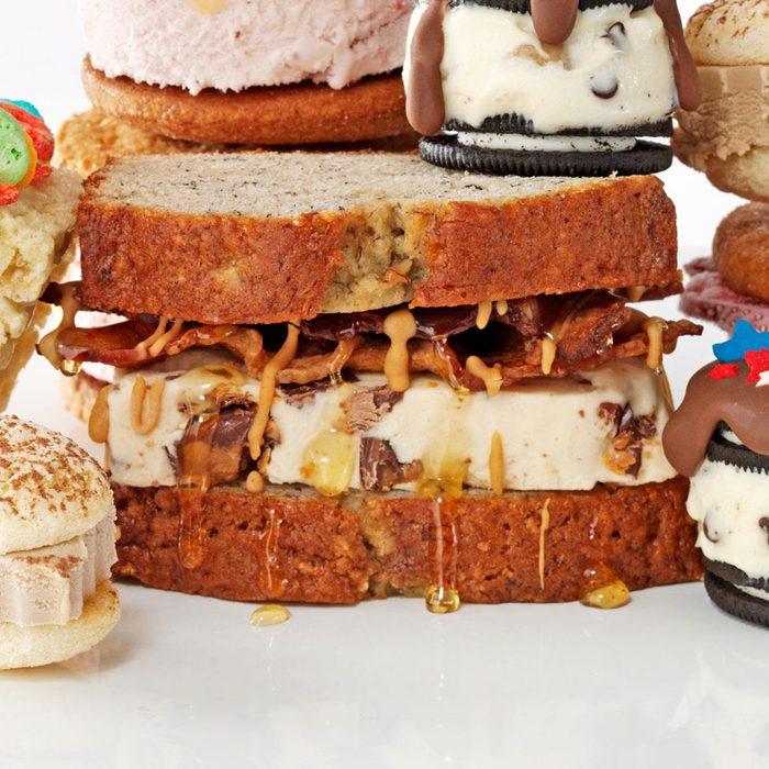 The Elvis Ice Cream Sandwich