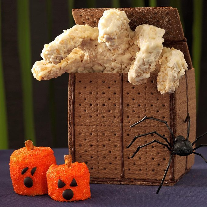 Spooky Snack: Thing