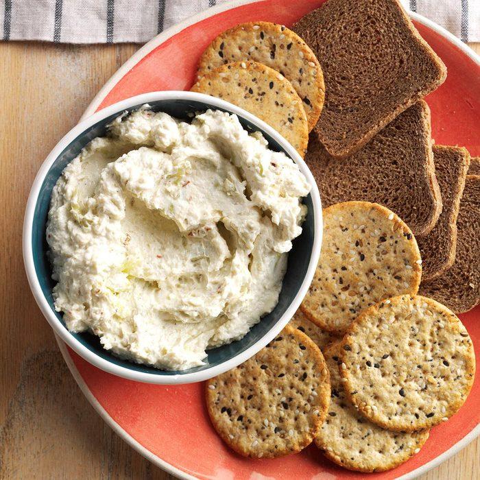 Three-Cheese Pepperoncini Spread