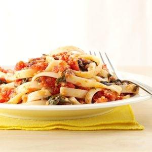 Three-Vegetable Pasta Sauce