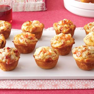 Tomato Bacon Cups